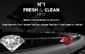 lavage auto metz FRESH&CLEAN Metz
