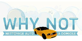 WHY NOT NETTOYAGE AUTOMOBILE A DOMICILE Quimper
