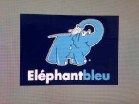 Elephant Bleu Doullens