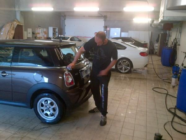 PREPARATION CHEZ BMW METZ B57